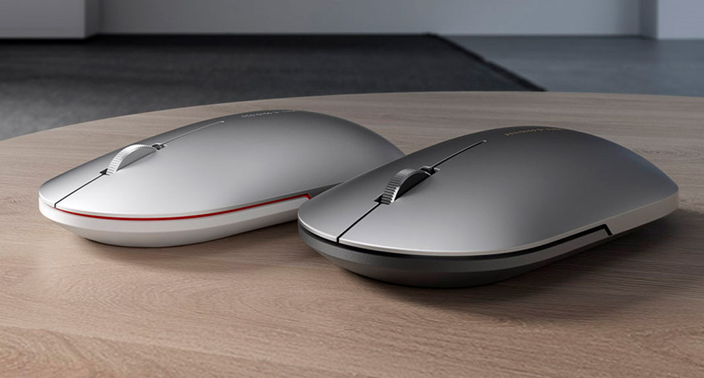 Xiaomi Mi Fashion Mouse Silver